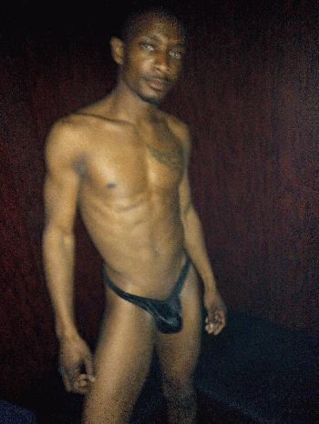 Ghetto Freak Escort Marco Polo Gay Black Hustler Ad GA Peach