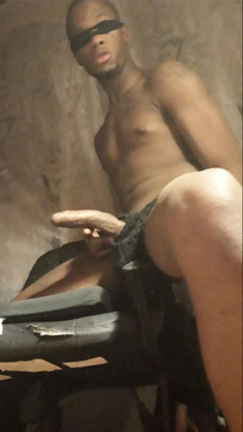 Thug Gay Man Escort Treyven Black Rentboy Ad Dick like BACON WOOD